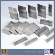 Perfuradores de moedura do molde do carboneto do perfil óptico da precisão de Dongguan