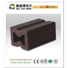 Flower box/ hot sale WPC flooring