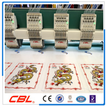 18 head flat Computerized embroidery machine