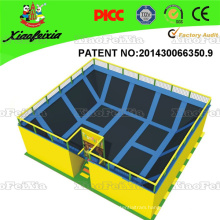 Hot Selling Trampoline /Kangoo Jumps with Pyramid