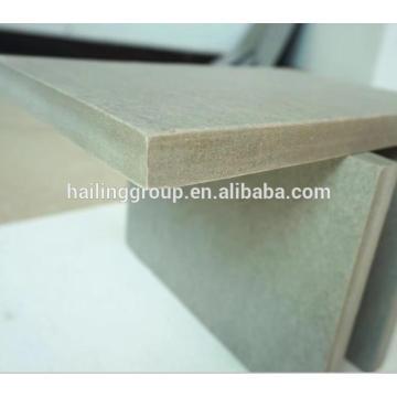Panneau de ciment de fibre de non-amiante
