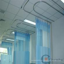 China fabricante ferrocarril de hospital de la cortina