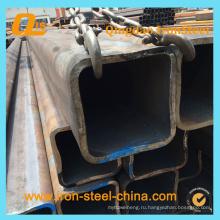 Q345b Бесшовные стальные полые секции