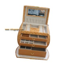 New product leather jewelry box