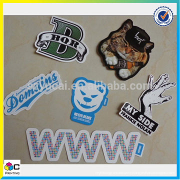 Inexpensive Products great quality custom sticker and self adhesive sticker