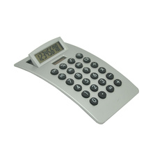 8 Digits Dual Power Big Basic Office Desktop Calculator