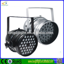 LED-PAR 64 36*3W RGB 3in1 tricolor LED PAR 64 Indoor Wedding Lighting