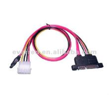 Câble de montage sur panneau SATA22M (ERC323)