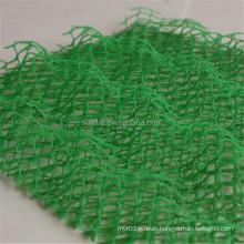 Plastic 3D grass geomat Erosion control mat