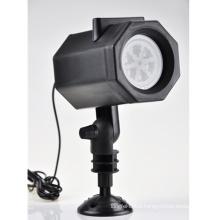 LED Snowflake Landscape Laser Lamp Xmas Light