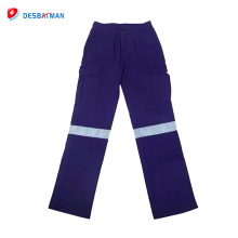 Flame Resistant Wet Weather Bib Overall/ Pu Oxford Water Proof Rain Pant