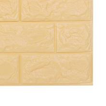 Brick Pattern Wallpaper Stickers Creative 3D DIY