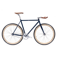 Bullhorn Fixed-Gear Bicycle Single-Speed Bike Fixie Bike