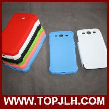 Top qualité TPU Plus Sublimation boitier Mobile pour Samsung Galaxy S3
