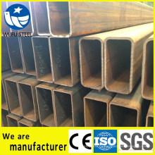 Сварная стальная труба прямоугольного сечения Q235