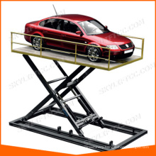 extra thin hydraulic scissor mobile lift