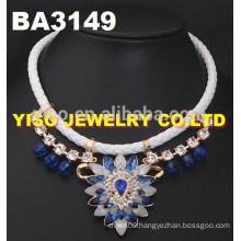custom rhinestone necklace