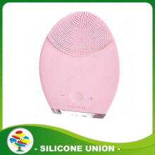 Silicone Portable Face Massager Beauty Cleansing Brush
