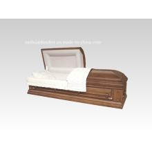 Caixão de madeira & caixão especial caixão & caixão (A003)