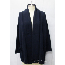 Women Fashion Winter Wool Cashmere Cardigan Sweater