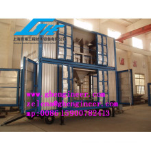 Filling Weighing and Bagging Machine for Grain, Coal, Fetillizer