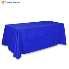 Best quality promotional polyester tablecover
