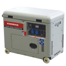 4-takt OHV-dieselmotorgeneratorset