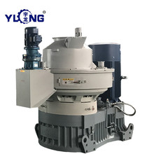 Yulong wood pellet making  processing machinery