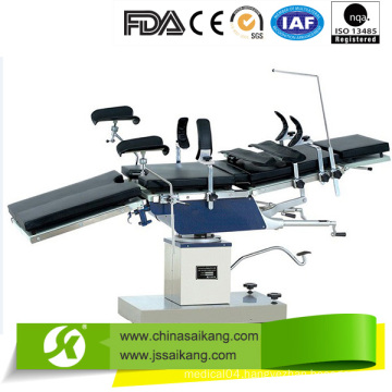 Hospital Furniture Control Universal Operating Table