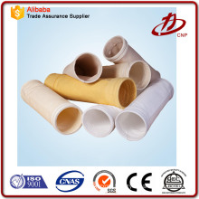 Anticorrosion acid-base dust collection filter bag