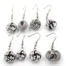 Vente en gros Boucles d'oreille à bijoux bon marché pour femmes