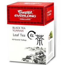 Sacos de chá da pirâmide do chá preto de Yunnan (PT1302)