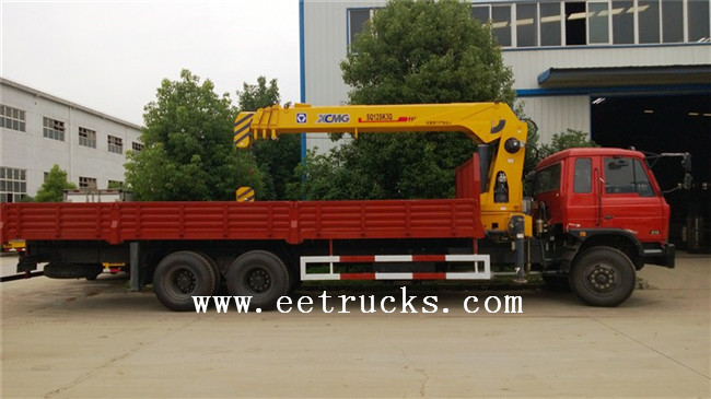 XCMG Truck Mounted Cranes