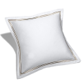 Hotel Cotton Sateen Jahitan Bantal Covers