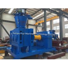 Máquina de rolo seca imprensa granulador para adubo NPK