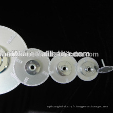 lame de scie diamantée pour la coupe de carreaux
