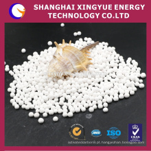 3mm, bola de alumina de 92% de pureza usada em planta de matéria refratária