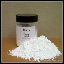 polvo blanco de la base del humo del silicio de la buena calidad para el mosaico de cristal