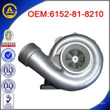 Hot sale TA4532 6152-81-8210 Komatsu PC400-3 turbo