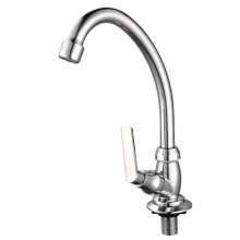 Sink Faucet in ABS With Chrome Finish (JY-1199)