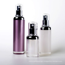 15ml 30ml 50ml Round Shoulder Airless Pump Bottle (EF-A03)
