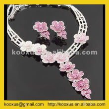 China Yiwu bridal wedding jewelry manufacturer