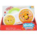 Ручной барабан Baby Light Music