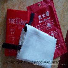 Fiberglass Industrial Fireproof Blanket Fiberglass