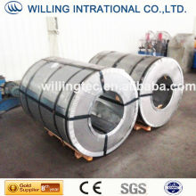 Chapa de aço galvanizado Coil China Supplier
