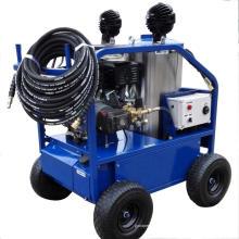 Lavadora a presión de vapor caliente de 5000 psi 24HP