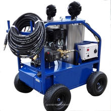 5000 psi 24HP hot steam pressure washer