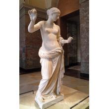 2018 Statue en marbre populaire d'aphrodite fabriquée en Chine
