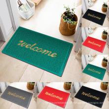 Willkommene Spulenmatten mehr Farbe für Fußboden