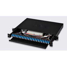 Fiber Optic LC Patch Panel odf 24 core